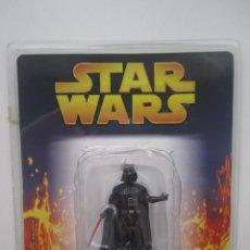 Figuras y Muñecos Star Wars: STAR WARS. FIGURA DE METAL DARTH VADER. SAGA, LA GUERRA DE LAS GALAXIAS. .. Lote 50779350