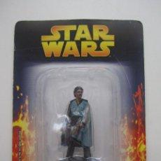 Figuras y Muñecos Star Wars - Star Wars. Figura de metal Lando Calrissian. Saga, La guerra de las Galaxias. . - 50779543