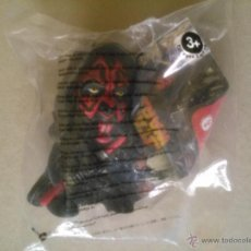 Figuras y Muñecos Star Wars: FIGURA STAR WARS EPISODIO 1 DARTH MAUL BURGER KING ** NUEVO **. Lote 51027864
