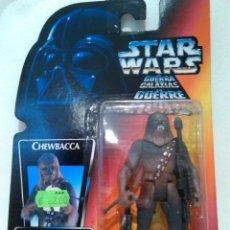 Figure e Bambolotti Star Wars: STAR WARS CHEWBACCA 1995 - KENNER. Lote 51186458