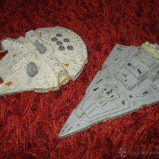 Figuras y Muñecos Star Wars: HALCON MILENARIO Y STAR DESTROYER KENNER 1979. Lote 51459304