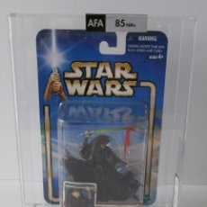 Figuras y Muñecos Star Wars - Blister Star Wars Hasbro 2002, Luminara Unduli - AFA 85 - Attack of the clones, AOTC - Erictoys 033 - 51492740