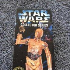 Figuras y Muñecos Star Wars: FIGURA STAR WARS C3PO. Lote 51496671