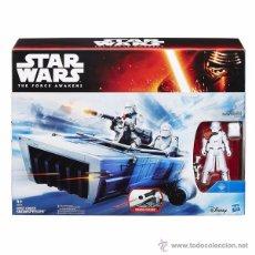 STAR WARS Hasbro Vehículo First Order Snowspeeder + First Order Snowtrooper Officer