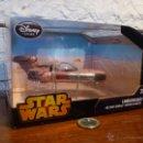 Figuras y Muñecos Star Wars: STAR WARS - LANDSPEEDER X34 - DIE CAST - METAL - LUKE SKYWALKER - ORIGINAL DISNEY STORE - NUEVO. Lote 50223693