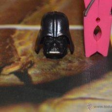 Figuras y Muñecos Star Wars: CABEZA DE DARTH VADER PARA LAPIZ STAR WARS LA GUERRA DE LAS GALAXIAS. Lote 51700467