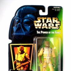 Figuras y Muñecos Star Wars: STAR WARS - POTF- POWER OF THE FORCE - FIGURA BOSSK - KENNER. Lote 51711862