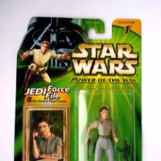 Figuras y Muñecos Star Wars: STAR WARS - POTF- POWER OF THE FORCE - FIGURA LEIA ORGANA GENERAL - KENNER. Lote 51712163