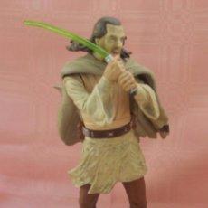 Figuras y Muñecos Star Wars: ** EH54 - FIGURA STAR WARS QUI-GON JINN. Lote 52333325