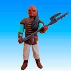Figuras y Muñecos Star Wars: FIGURA STAR WARS KENNER 'WEEQUAY', 10 CM, AÑO 1983, VINTAGE.. Lote 52345489