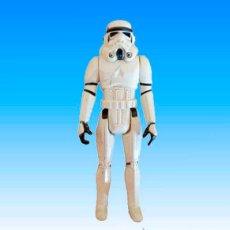 Figuras y Muñecos Star Wars: FIGURA STAR WARS KENNER 'STORMTROOPER', 9'5 CM, AÑO 1977, VINTAGE.. Lote 52345698