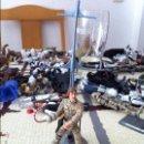 Figuras y Muñecos Star Wars: LUKE EN BESPIN CON TODOS SUS ACCESORIOS. JUGADO POR MI HIJO.. Lote 52383978