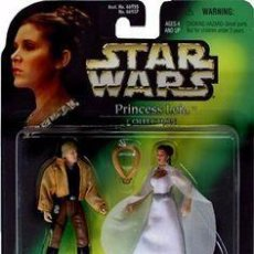 Figuras y Muñecos Star Wars: STAR WARS PRINCESS LEIA AND LUKE SKYWALKER. Lote 52489359