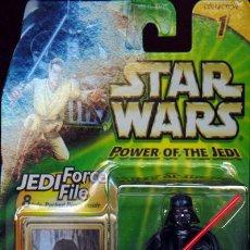Figuras y Muñecos Star Wars: STAR WARS DARTH VADER DAGOBAH. Lote 52489397