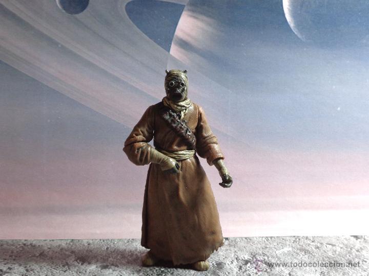 FIGURA STAR WARS 'TUSKEN RAIDEN'. (Juguetes - Figuras de Acción - Star Wars)