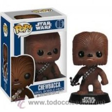 Figuras y Muñecos Star Wars: FIGURA POP STAR WARS: CHEWBACCA NUEVO A ESTRENAR. Lote 52628142