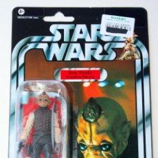 Figuras y Muñecos Star Wars: STAR WARS STARWARS VINTAGE COLLECTION FIGURA BOM VINDIM ( PATRON DE LA CANTINA ) - AÑO 2012. Lote 52743625