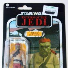 Figuras y Muñecos Star Wars: STAR WARS STARWARS VINTAGE COLLECTION FIGURA KITHABA ( SKIFF GUARD ) - AÑO 2012. Lote 52743648
