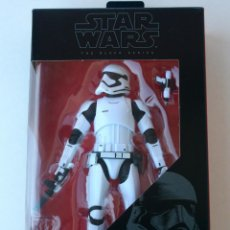 Figuras y Muñecos Star Wars: STAR WARS STARWARS THE BLACK SERIES FIRST ORDER STORMTROOPER THE FORCE AWAKENS 2015. Lote 52743702