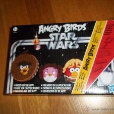 Figuras y Muñecos Star Wars: STAR WARS ANGRY BIRDS. Lote 52916705
