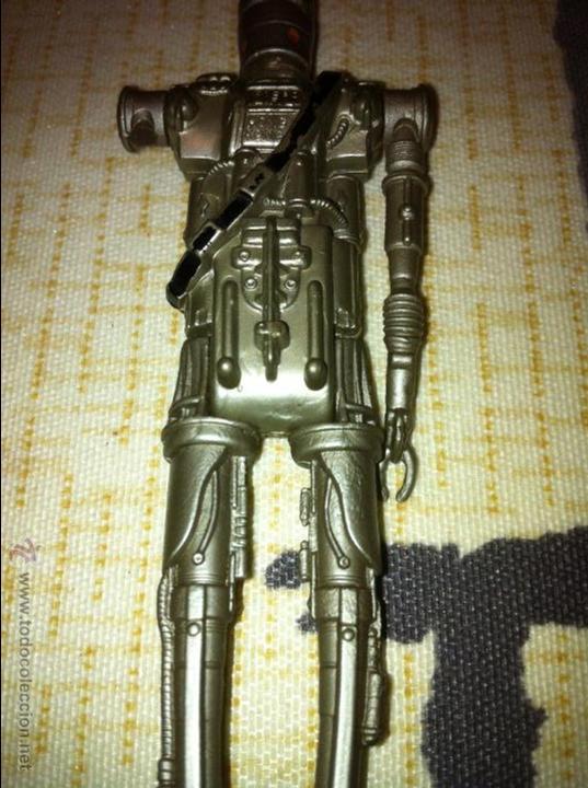Figuras y Muñecos Star Wars: IG-88 BOUNTY HUNTER Vintage. Es muy dura la vida de un cazarrecompesas.POSIBILIDAD DE AGRUPAR LOTES. - Foto 6 - 26685080