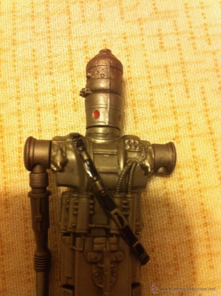 Figuras y Muñecos Star Wars: IG-88 BOUNTY HUNTER Vintage. Es muy dura la vida de un cazarrecompesas.POSIBILIDAD DE AGRUPAR LOTES. - Foto 7 - 26685080