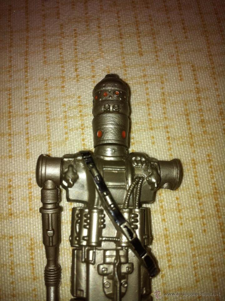 Figuras y Muñecos Star Wars: IG-88 BOUNTY HUNTER Vintage. Es muy dura la vida de un cazarrecompesas.POSIBILIDAD DE AGRUPAR LOTES. - Foto 9 - 26685080