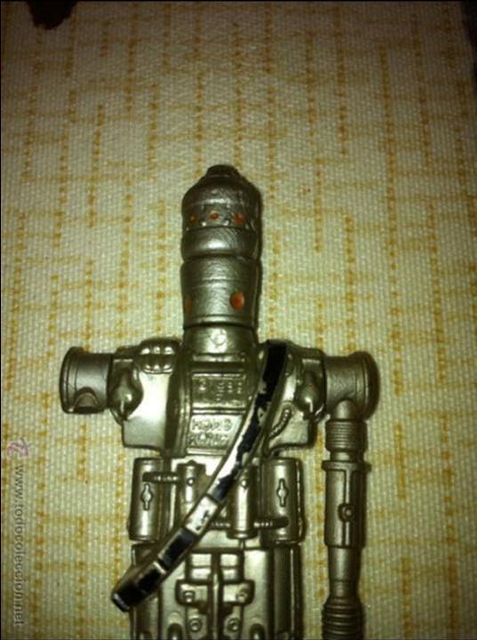 Figuras y Muñecos Star Wars: IG-88 BOUNTY HUNTER Vintage. Es muy dura la vida de un cazarrecompesas.POSIBILIDAD DE AGRUPAR LOTES. - Foto 10 - 26685080