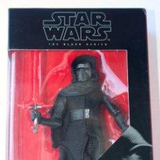 Figuras y Muñecos Star Wars: STAR WARS STARWARS FIGURA THE BLACK SERIE KYLO REN EL DESPERTAR DE LA FUERZA FORCE AWAKENS. Lote 113887966