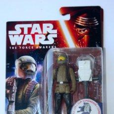 Figuras y Muñecos Star Wars: STAR WARS FORCE AWAKENS DESPERTAR DE LA FUERZA FIGURA RESISTANCE TROOPER. Lote 53050139