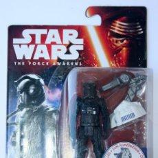 Figuras y Muñecos Star Wars: STAR WARS FORCE AWAKENS DESPERTAR DE FUERZA FIGURA FIRST ORDER FIGHTER PILOT. Lote 53050295