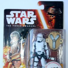 Figuras y Muñecos Star Wars: STAR WARS FORCE AWAKENS DESPERTAR DE FUERZA FIGURA FLAMETROOPER FIRST ORDER KYLO. Lote 53050329