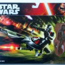 Figuras y Muñecos Star Wars: STAR WARS DESPERTAR DE FUERZA FORCE AWAKENS FIGURA VEHICULO ELITE SPEEDER BIKE. Lote 53050399