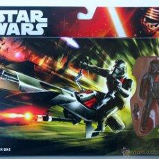 Figuras y Muñecos Star Wars: STAR WARS DESPERTAR DE FUERZA FORCE AWAKENS FIGURA VEHICULO ELITE SPEEDER BIKE. Lote 53050399
