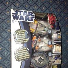 Figuren von Star Wars - 355 - STAR WARS TITANIUM SERIES HASBRO NAVES ANAKIN SKYWALKER SEBULBA PODRACER FEDERATION BATTLESHIP - 53186578