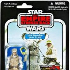 Figuras y Muñecos Star Wars: LUKE SKYWALKER HOTH OUTFIT VINTAGE COLLECTION EMPIRE STRIKES BACK. Lote 53236903