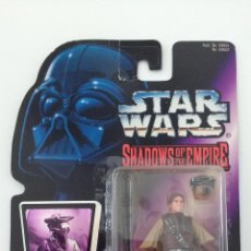 Figuras y Muñecos Star Wars: STAR WARS SHADOW OF THE EMPIRE: LEIA IN BOUSHH DISGUISE (KENNER-HASBRO,1996). Lote 53449077