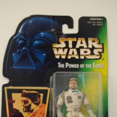 Figuras y Muñecos Star Wars: STAR WARS POWER OF THE FORCE COLLECTION 2: HOTH REBEL SOLDIER (KENNER-HASBRO,1996). Lote 53449671