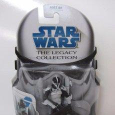 Figuras y Muñecos Star Wars: STAR WARS LEGACY COLLECTION CLONE SCUBA TROOPER. Lote 53735953