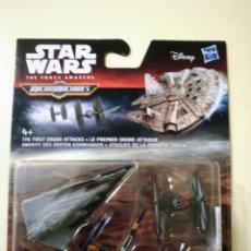 Figuras y Muñecos Star Wars: STAR WARS MICROMACHINES B3501. Lote 53750660