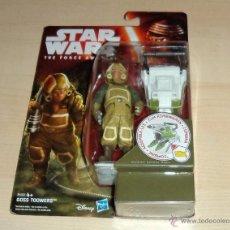 Figuren von Star Wars - Star Wars The Force Awakens : Goss Toowers. Hasbro. a estrenar en blister - 53805523