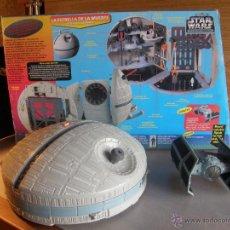 Figuras y Muñecos Star Wars: STAR WARS. ESTRELLA DE LA MUERTE DE MICROMACHINES. Lote 75084819