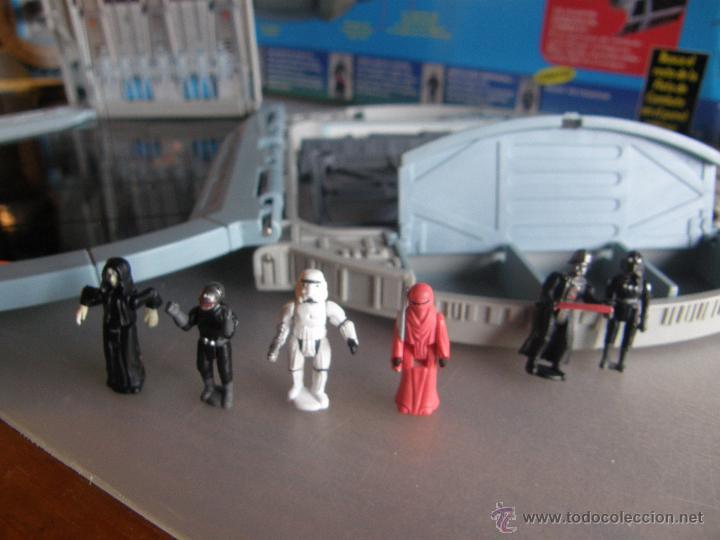 Figuras y Muñecos Star Wars: Star Wars. Estrella de la Muerte de Micromachines - Foto 3 - 75084819