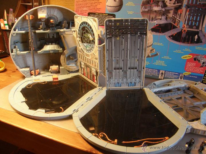 Figuras y Muñecos Star Wars: Star Wars. Estrella de la Muerte de Micromachines - Foto 4 - 75084819
