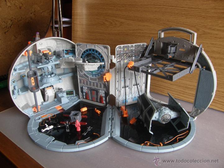 Figuras y Muñecos Star Wars: Star Wars. Estrella de la Muerte de Micromachines - Foto 6 - 75084819
