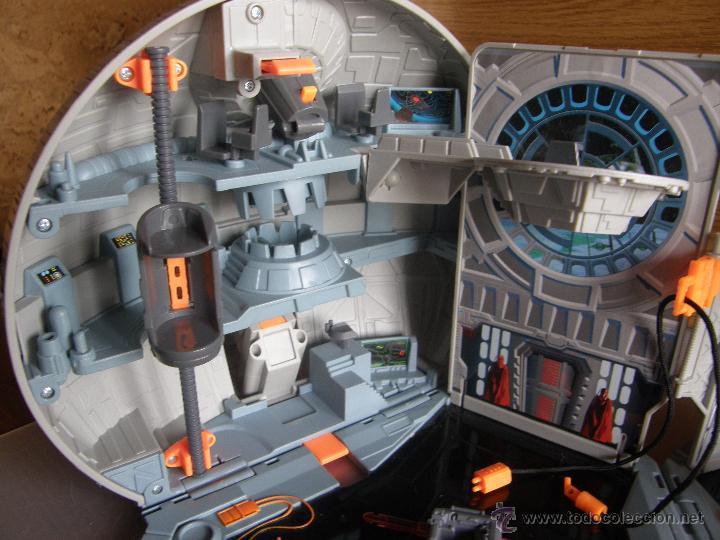 Figuras y Muñecos Star Wars: Star Wars. Estrella de la Muerte de Micromachines - Foto 7 - 75084819
