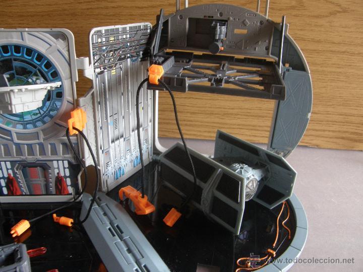 Figuras y Muñecos Star Wars: Star Wars. Estrella de la Muerte de Micromachines - Foto 8 - 75084819