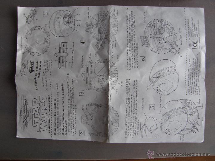 Figuras y Muñecos Star Wars: Star Wars. Estrella de la Muerte de Micromachines - Foto 10 - 75084819