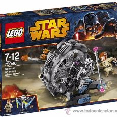 Figuras y Muñecos Star Wars: LEGO STAR WARS GENERAL GRIEVOUS WHEEL BIKE. Lote 53876776