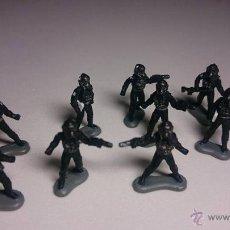Figuras y Muñecos Star Wars: 9 SOLDADOS MICRO MACHINES ( MICROMACHINES) STAR WARS ( 1). Lote 54059698